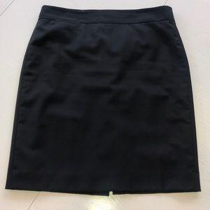J. Crew Skirts - J.Crew black pencil skirt